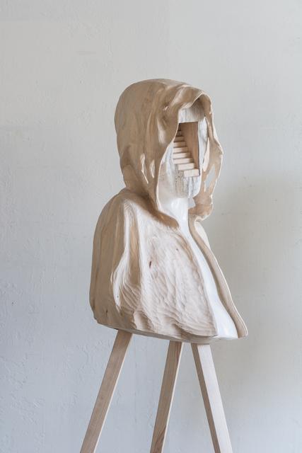 , 'Stairs,' 2017, Galeria Enrique Guerrero