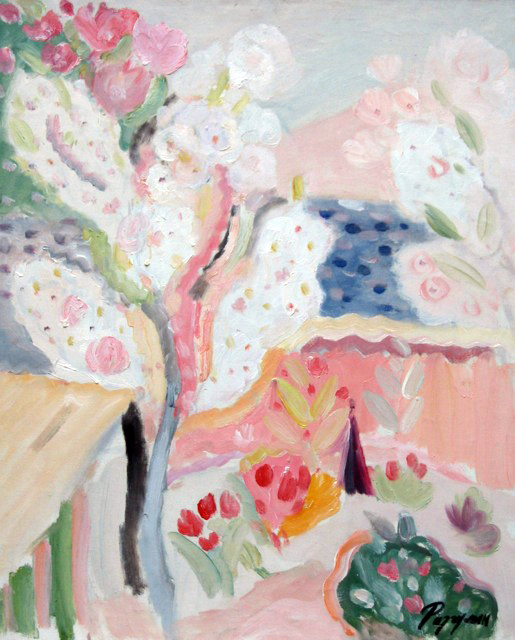 , 'Flowering Tree by the Sea,' 2006, Artist's Proof