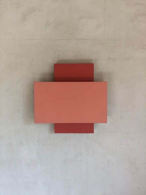 Manolo Ballesteros, 'Untitled', 2020, Sculpture, Acrylic on linen on wood, Galería Marita Segovia