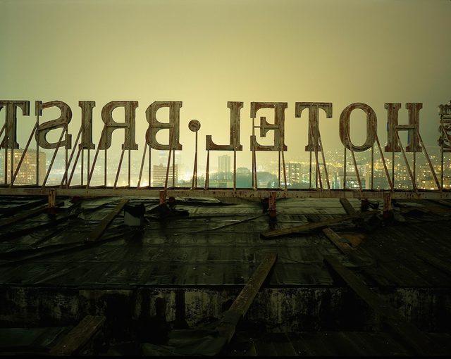 , 'Sarajevo, Hotel Bristol,' 2003, Galerija Gregor Podnar