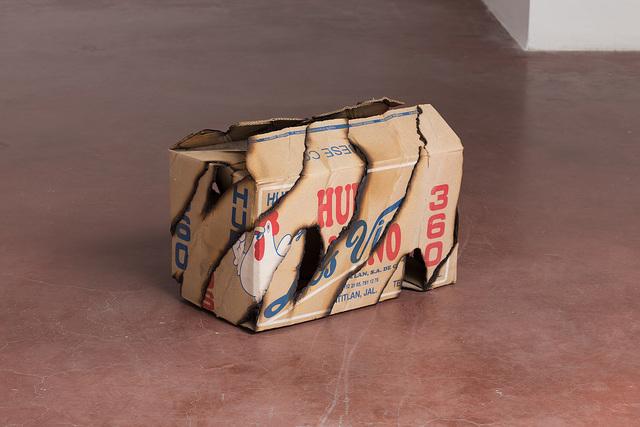 , 'Untitled (Caja de Huevos),' 2016, Dvir Gallery