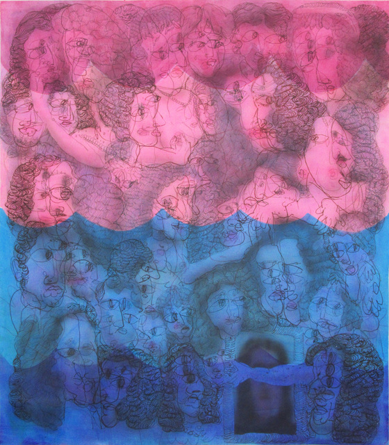 , 'Royal Family by Jean Nocret Under Water,' 2017, Brand New Gallery