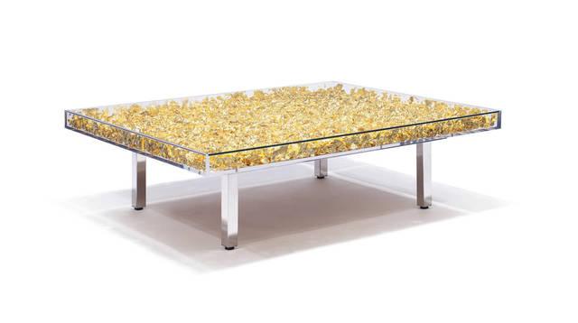 Yves Klein, 'Table d'Or', 1961, Galeria Senda