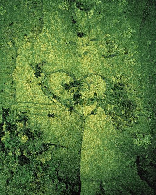 , 'GREEN VALENTINE,' 2012, Rena Bransten Gallery