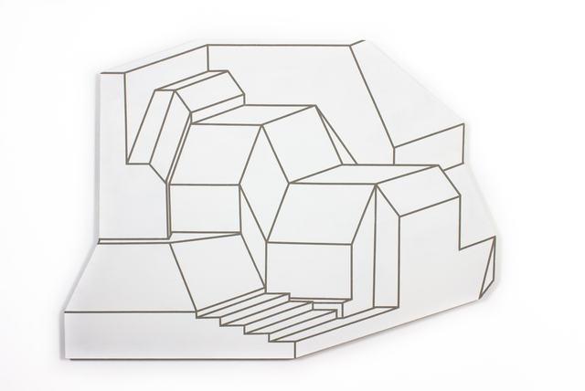 , 'Proton,' 2018, Black Ship Gallery