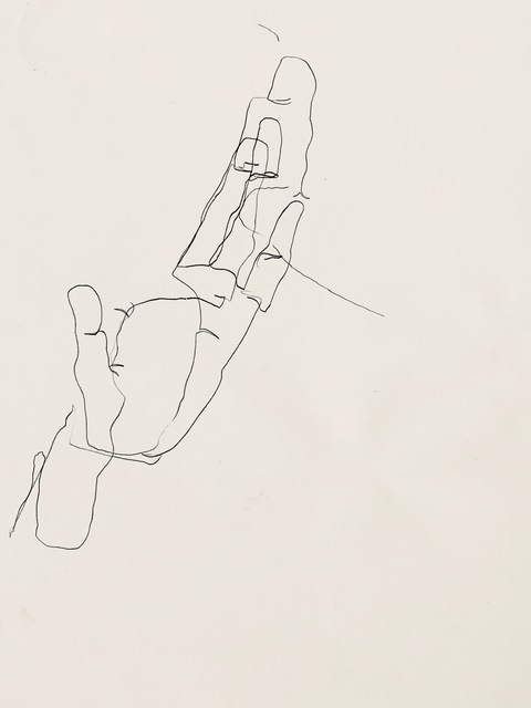 Alexandra Richards, 'Hand', 2019, Equal Means Equal Benefit Auction