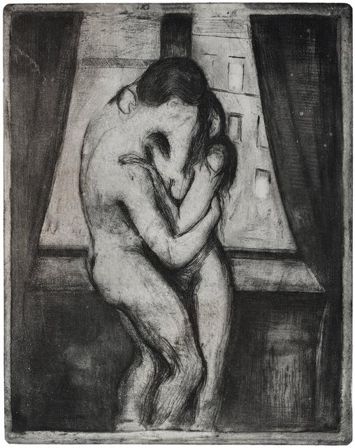 , 'Kyss (The Kiss),' 1895, Modernism Inc.