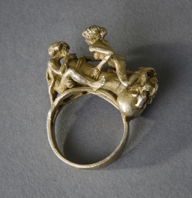 , 'Erotic Ring,' 20th Century, Hieronymus