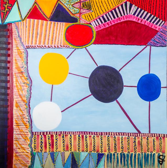 Sue Layman Lightman, 'Dreaming', 2015, Sue Layman Designs