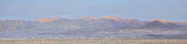 Willard Dixon, 'Death Valley / desert beauty landscape ', 2012-2015, Andra Norris Gallery