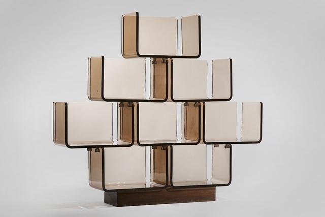, 'Élysée Bookcase,' 1971, Demisch Danant