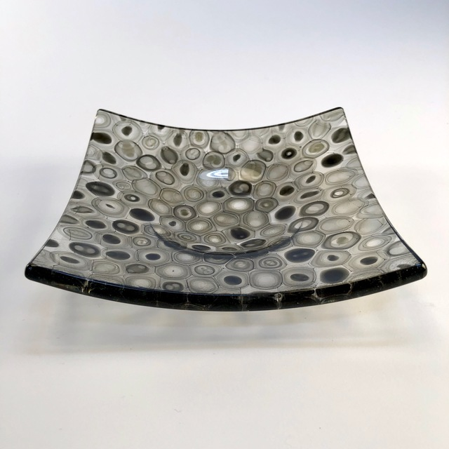 , 'Grey Mounds Dish 02,' , Bullseye Projects