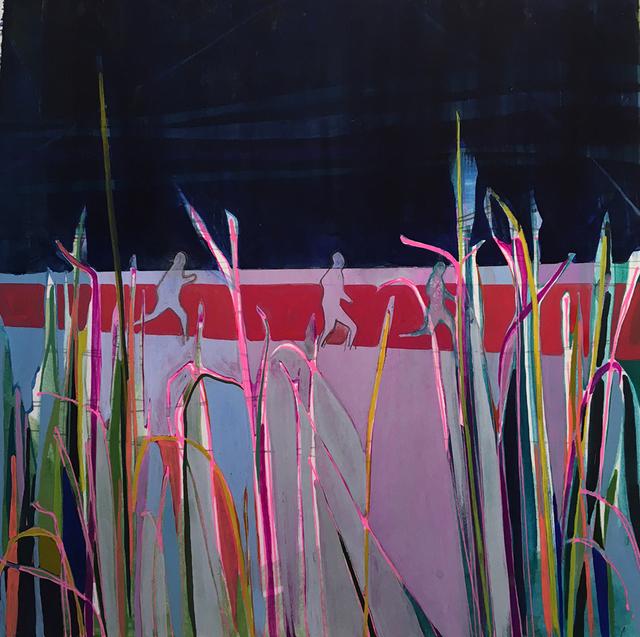 Charlotte Evans, 'Long Grass Run', 2016, Candida Stevens Gallery