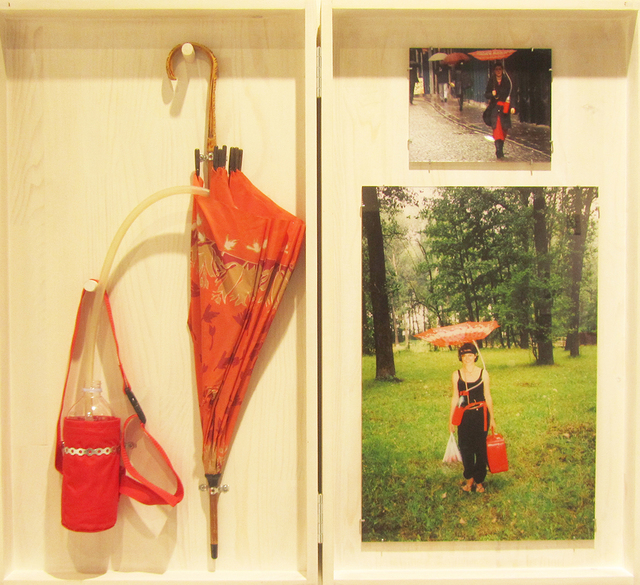 , 'Multi-purpose Umbrella,' 2002, P74 Gallery