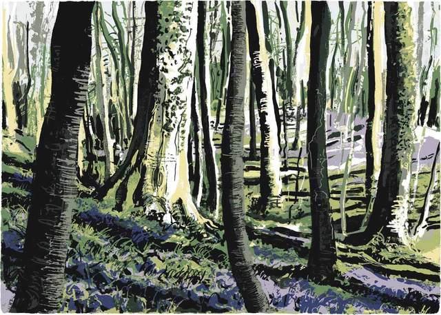 , 'Purple Carpet (9/52),' , Water Street Gallery
