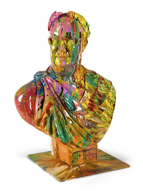 Damien Hirst, 'Bust of Frank', 2007/10, Maddox Gallery: The Classic Preview