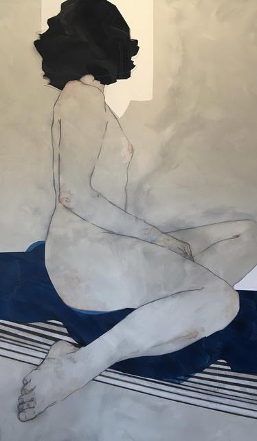 , 'Alke,' 2018, Rebecca Hossack Art Gallery