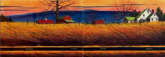 , 'Roadside House Place III ,' , Greg Thompson Fine Art