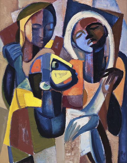 , 'Prelude to the dance II,' 2015, Johans Borman Fine Art