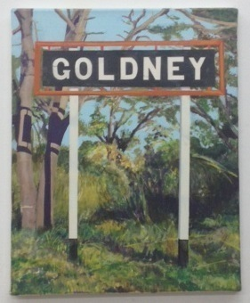, 'Goldney,' 2014, Schlifka | Molina Arte Contemporáneo