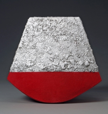 , 'Soft Red Ground,' 2013, Eutectic Gallery