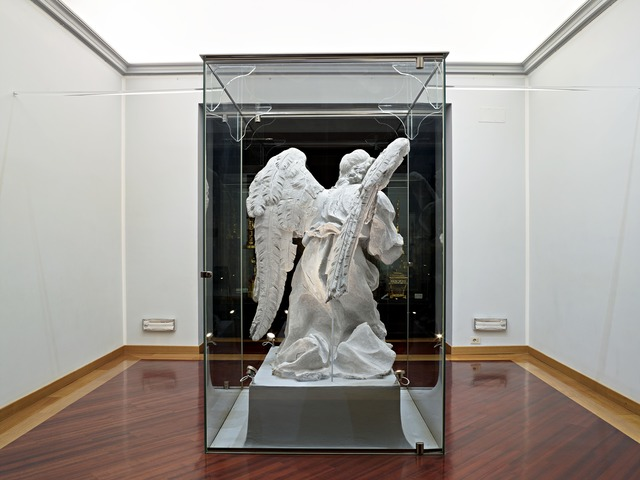 Catherine Wagner, 'Angel Encased (Bernini)', 2014, Anglim Gilbert Gallery