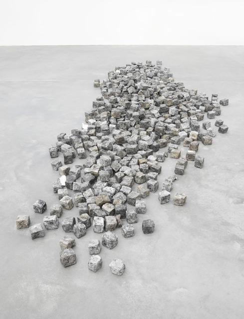 Anetta Mona Chisa & Lucia Tkáčová, 'Clash!', 2013, Sculpture, Porcelain, acrylic paint, Rotwand