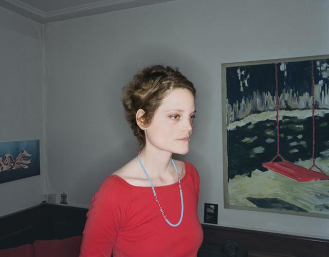 , 'Dominique/Painting,' 2002, Rick Wester Fine Art
