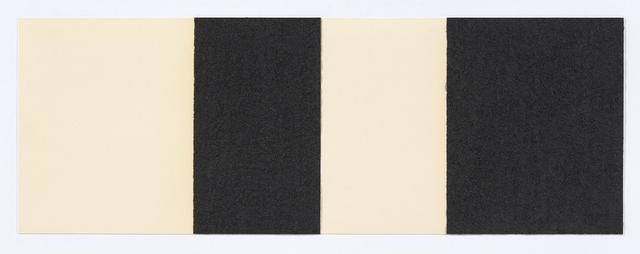 , 'Horizontal Reversal II,' 2017, Gemini G.E.L. at Joni Moisant Weyl