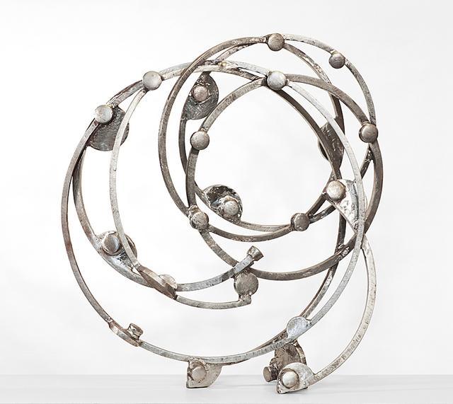 , 'Silver Circle,' , The McLoughlin Gallery