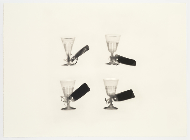 , 'Fox Talbot's Articles of Glass (tagged glasses),' 2016, Alan Cristea Gallery