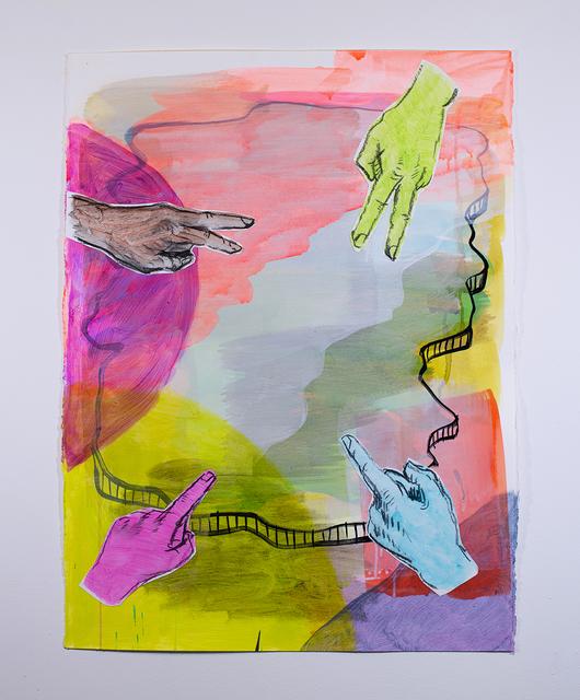 Alice Browne, 'Camouflage 2', 2019, Flatland Gallery