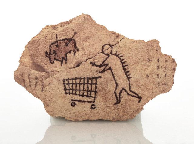 Banksy, 'Peckham Rock, postcard', 2018, Heritage Auctions