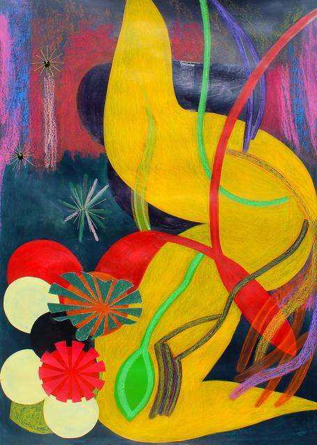 Tiffanie Delune, 'Soulmates', 2019, Ed Cross Fine Art