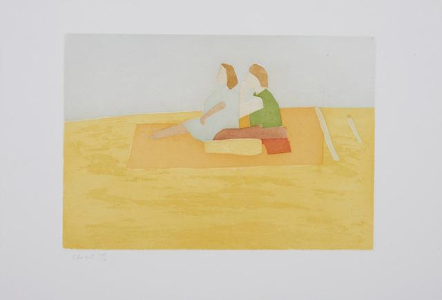 Alex Katz, 'Flying Carpet', 2008, Artsnap