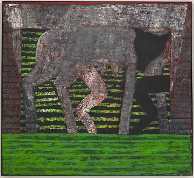 , 'BLACK ROMULUS,' 2000, Greg Kucera Gallery