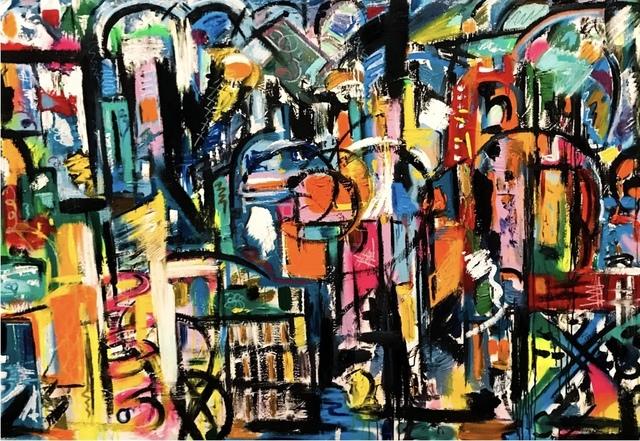 , 'Broken City Series 2,' 2018, Artspace Warehouse