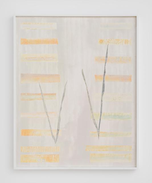 , 'Cirrus,' 2015, Rachel Uffner Gallery