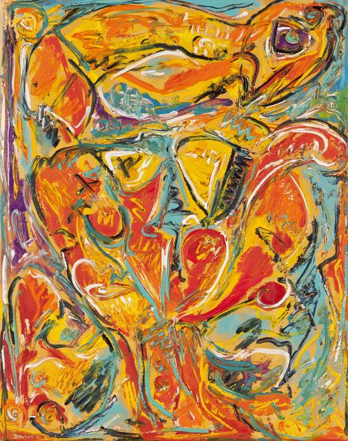 , 'Fuglen og Frugten,' 1994, DIE GALERIE