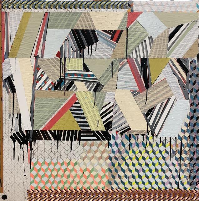 Christian Spruell, 'Distractions', 2019, Coagula Curatorial