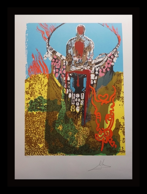 Salvador Dalí, 'The Bullfighter (Golden Calf)', 1980, Fine Art Acquisitions