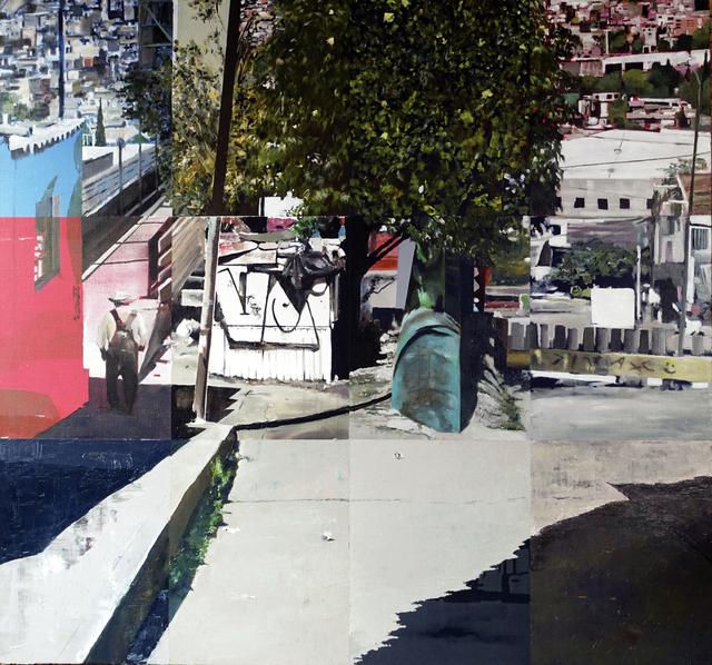 , 'Confín,' 2017, Galería Casa Lamm
