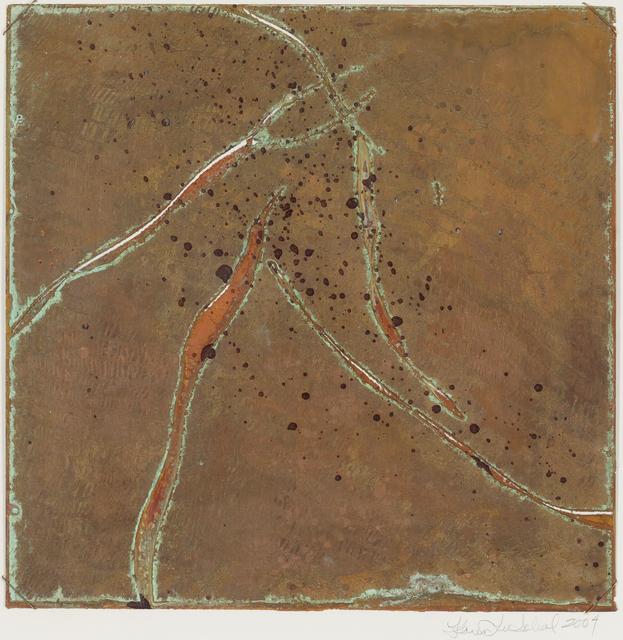 Karen Lee Sobol, 'Sea Change, Ariel', 2004, Print, Copper Relief, Childs Gallery