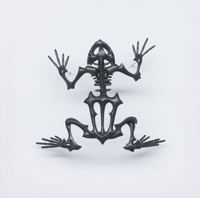 , 'Frog,' 2016, Aki Gallery