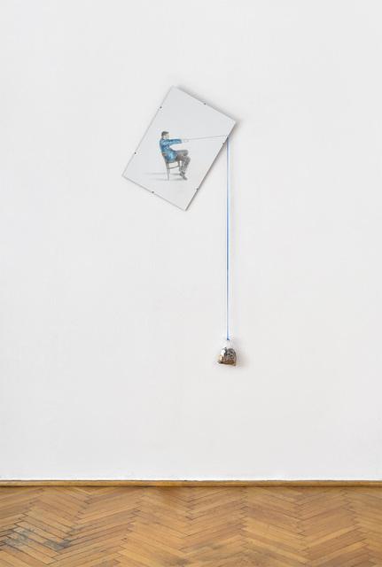 , 'Balance Practice,' 2018, Raster