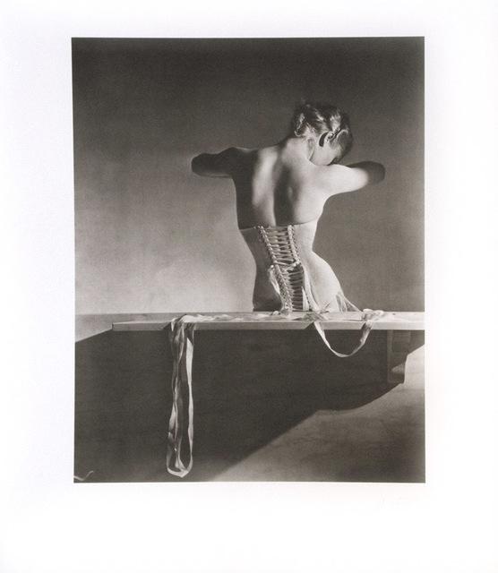 , 'Mainbocher Corset,' 1939, Hyperion Press Ltd.