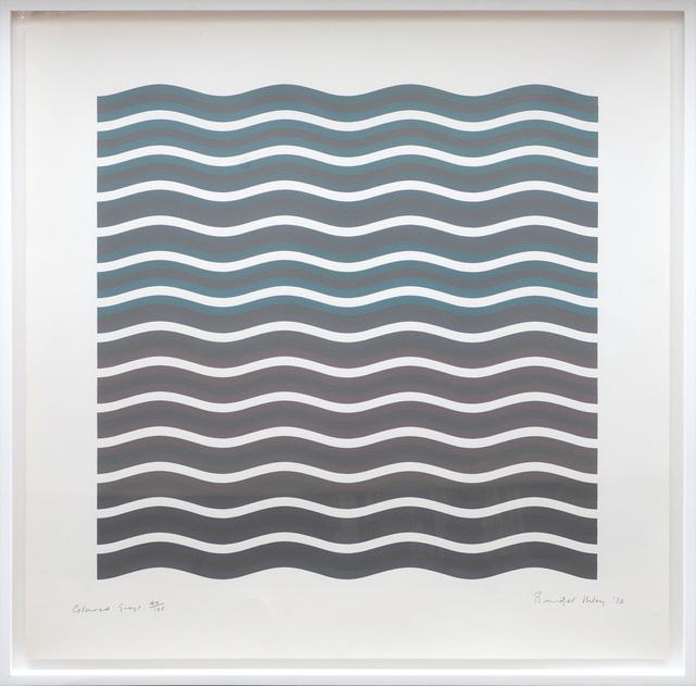 , 'Coloured Greys [2],' 1972, Peter Harrington Gallery