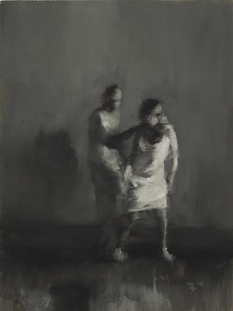 , 'Couple 3,' 2007, Newzones