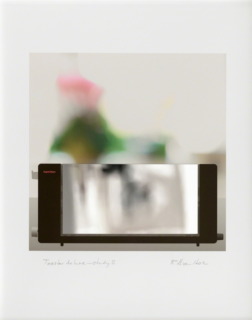 Toaster - deluxe study II