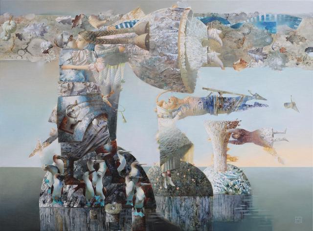 , 'Island of Winds,' 2018, REDSEA Gallery